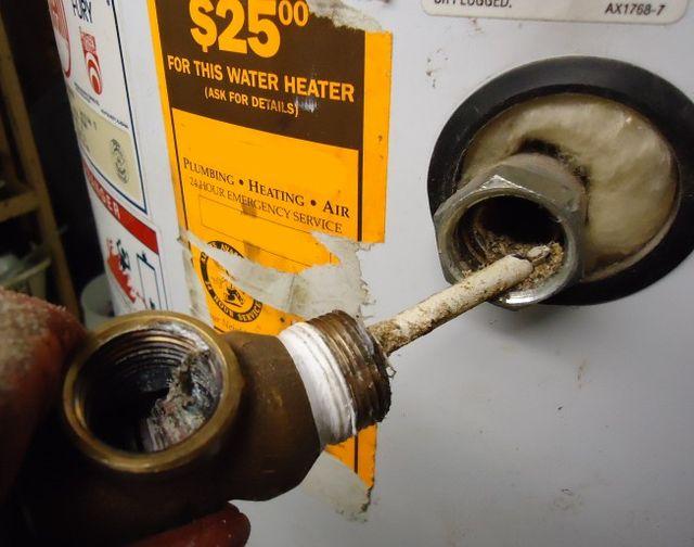 Hot Water Heater Repair or Replacement in Stanwood